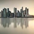 Singapore Cbd by Jolemar Cruzado