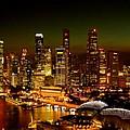 Singapore by Monique's Fine Art
