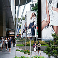 Singapore Orchard Road 02 by Rick Piper Photography