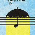 Singin' In The Rain by Inspirowl Design