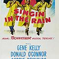Singin In The Rain by Georgia Fowler