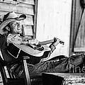 Singing Cowboy by Jh Photos