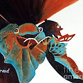 Singing Frog Duet 2 by Kathy Braud