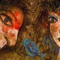 Singing Love Bird by Natalie Holland