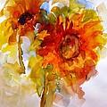 Singing Sunflowers