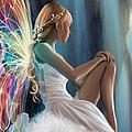 Single Fairy by Garry Walton