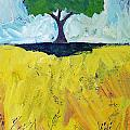 Single Tree by Shirin Shahram Badie