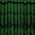Singles In Dark Green by Rob Hans