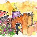 Sintra Castle by Miki De Goodaboom
