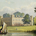 Sion House, From R. Ackermanns by John Gendall