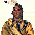 Sioux Chief 1883 by Unknown