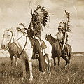 Sioux Chiefs  by Unknown