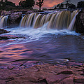 Sioux Falls In South Dakota by Randall Nyhof