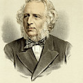 Sir Charles Reed  Educationalist by Mary Evans Picture Library