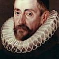 Sir Francis Walsingham (c1532-1590) by Granger