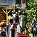 Sir Lancelot Du Lac by John Straton