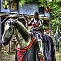 Sir Lancelot Du Lac - V2 by John Straton