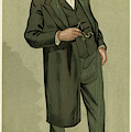 Sir Samuel Wilks  British Physician by Mary Evans Picture Library