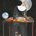Sister Margaret by Lupita Fernandez Soberon