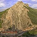 Sisteron South France by Seruddin Salleh