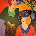 Sisters by Christine Dekkers