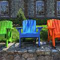 Sit Back by Paul Wear