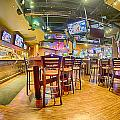 Sitting Area Inside Of A Tavern Bar Restaurant by Alex Grichenko