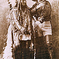 Sitting Bull And Buffalo Bill by Unknown