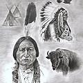 Sitting Bull by Jessica Hallberg
