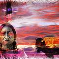 Sitting Bull by Mal Bray