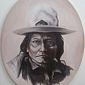 Sitting Bull by Michael  TMAD Finney
