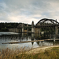 Siuslaw River Bridge by Belinda Greb