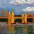 Siuslaw River Bridge by Liz Snyder