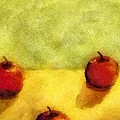Six Apples by Michelle Calkins