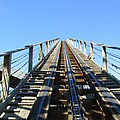 Six Flags America - Roar Roller Coaster - 12121 by DC Photographer