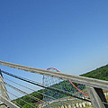 Six Flags America - Roar Roller Coaster - 12122 by DC Photographer