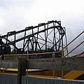 Six Flags Great Adventure - Nitro Roller Coaster - 12122 by DC Photographer