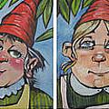 Six Gnomes Horizontal by Tim Nyberg