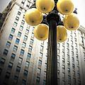 Six Light Lamp Post by Richelle Munzon