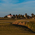 Sixth Hole At Cocoa Beach Country Club by Ed Gleichman