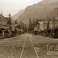Skagway Alaska H. C. Bailey Photographer June 15 1898 by California Views Archives Mr Pat Hathaway Archives