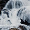 Skalkaho Waterfall by Athena Mckinzie