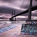 Skate Park by Jorge Maia