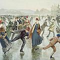 Skating by Harry Sandham