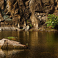 Skc 2964 The Rustic Rocks And Ripply Waters by Sunil Kapadia