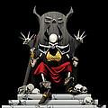Skeletal Noble by James Kramer