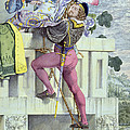 Sketch For The Passions Love by Richard Dadd