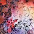 Sketchflowers - Calendula by MGL Meiklejohn Graphics Licensing