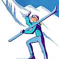 Ski the Rockies by Sassan Filsoof