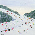 Ski Vening by Judy Joel